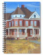 Boulder Victorian Spiral Notebook