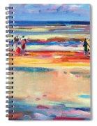 Boulevard De Boudin Spiral Notebook