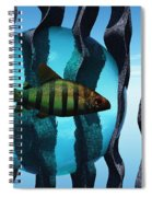 Bound Spiral Notebook
