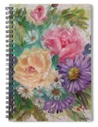 Bouquet 2 Spiral Notebook