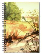 Bouquet Canyon Wash 2 Spiral Notebook