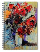 Bouquet De Couleurs Spiral Notebook