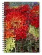 Bouquet Of Colors Spiral Notebook