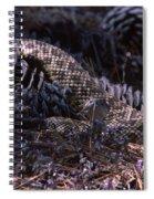 Bouquet Of Death Spiral Notebook
