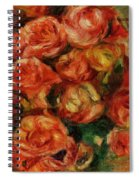 Bouquet Of Flowers 1915 Spiral Notebook