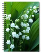 Bouquet Of Happiness Spiral Notebook