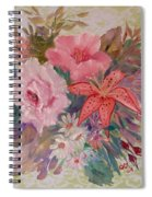 Bouquet Spiral Notebook