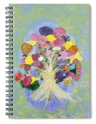 Bouquet Today Spiral Notebook