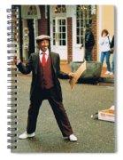 Bourbon Street Spiral Notebook