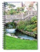 Bournemouth Lower Gardens Spiral Notebook