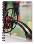 Bow Spiral Notebook