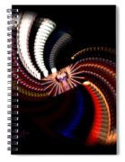 Bow Tie Spiral Notebook
