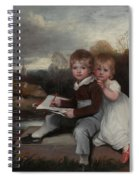 Bowden Children Spiral Notebook