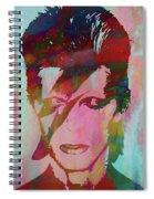 Bowie Reflection Spiral Notebook