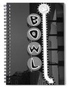 Bowl Spiral Notebook