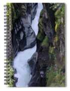 Box Canyon  Spiral Notebook