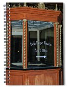 Box Office Spiral Notebook