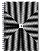 Box Tunnel Life Spiral Notebook