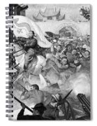 Boxer Rebellion Spiral Notebook