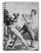 Boxers Spiral Notebook