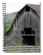 Boxley Valley Barn Spiral Notebook