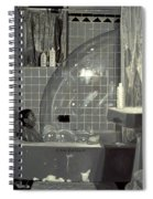 Boy And The Bubble Spiral Notebook
