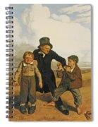 Boyhood Spiral Notebook