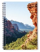 Boynton Canyon 04-321 Spiral Notebook