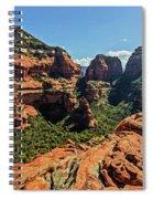 Boynton Canyon 07-054 Spiral Notebook