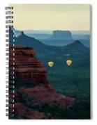 Boynton Canyon 07-079 Spiral Notebook