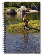 Boy's Adventure Spiral Notebook