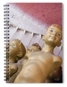 Boys Club Spiral Notebook