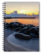 Boyton Beach Inlet Spiral Notebook