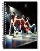 Boyz II Men Spiral Notebook