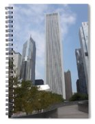 Bp Bridge View Spiral Notebook