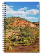 Bracchina Gorge Flinders Ranges South Australia Spiral Notebook