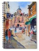 Bradford-on-avon Spiral Notebook