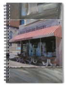 Brady Street - Peter Scortino Bakery Layered Spiral Notebook