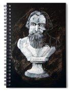 Brahms Spiral Notebook