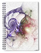 Brain Damage Spiral Notebook
