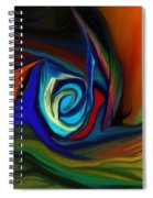 Brain Storm Spiral Notebook