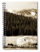 Brainard Lake Spiral Notebook