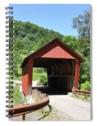 Braley Covered Bridge Spiral Notebook