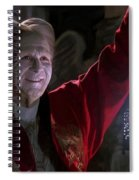 Bram Stoker's Dracula Large Size Painting Spiral Notebook