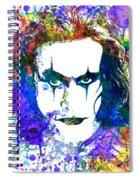 Brandon Lee Spiral Notebook