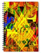Brass Attack Spiral Notebook