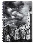 Bratislava Castle Spiral Notebook