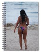 Brazilian Beauty Spiral Notebook