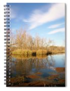 Brazos Bend Winter Bliss Spiral Notebook