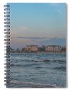 Breach Inlet Water Scape Spiral Notebook